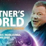 WILLIAM SHATNER RETURNS TO AUSTRALIA THIS OCTOBER!
