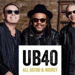 UB40 FEATURING ALI, ASTRO & MICKEY ANNOUNCE TOUR FOR THE 'A REAL LABOUR OF LOVE – 40TH ANNIVERSARY TOUR'