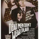 BLURAY: DEAD MEN DON'T WEAR PLAID