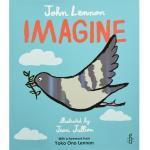 BOOK REVIEW: Imagine by John Lennon