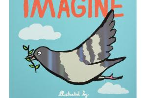 BOOK REVIEW: Imagine by John Lennon