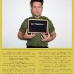 ESKIMO JOE'S KAV TEMPERLEY – NEW SINGLE, DEBUT SOLO ALBUM + NATIONAL TOUR