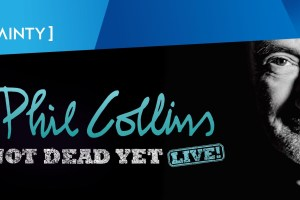 PHIL COLLINS BRINGS SOLD-OUT NOT DEAD YET: LIVE! TOUR TO AUSTRALIA IN JANUARY AND FEBRUARY 2019