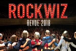 ROCKWIZ REVUE TOUR 2018