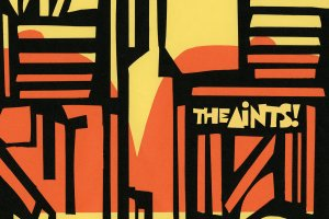THE AINTS! releasing & touring Debut Album 'The Church of Simultaneous Existence'