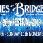 BLUES AT BRIDGETOWN 2018 ANNOUNCE GREAT LINEUP