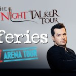 COMEDY MEGASTAR JIM JEFFERIES ANNOUNCES THE NIGHT TALKER AUSTRALIAN ARENA TOUR THIS DECEMBER!