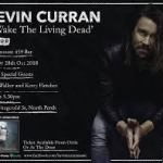 KEVIN CURRAN – Hailmary Frontman Releases Debut Acoustic Rock Single