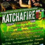 KATCHAFIRE 2018 AUSTRALIAN TOUR DATES – LEGACY LOVE TODAY TOUR