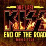 KISS Announces END OF THE ROAD WORLD TOUR