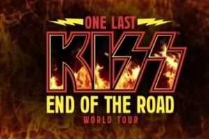 KISS Announces END OF THE ROAD WORLD TOUR