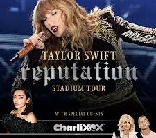 LIVE: TAYLOR SWIFT – Perth, 19 October, 2018
