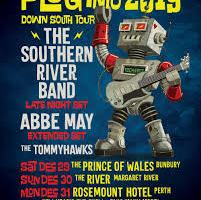 PLUG INTO… SOUTHERN RIVER BAND, ABBE MAY and THE TOMMYHAWKS