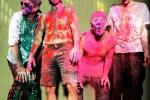RED HOT CHILI PEPPERS: Return for first Australian headline tour in 12 years