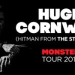 HUGH CORNWELL (THE STRANGLERS) ANNOUNCES HUGE AUSTRALIAN & NZ TOUR