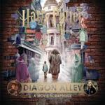 BOOK REVIEW: HARRY POTTER – DIAGON ALLEY. A MOVIE SCRAPBOOK