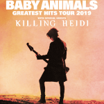 BABY ANIMALS ANNOUNCE 30TH ANNIVERSARY NATIONAL TOUR WITH SPECIAL GUESTS KILLING HEIDI