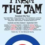 FROM THE JAM Announce Australian And NZ September 2019 Tour