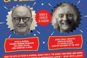 The legendary Peter Asher & Albert Lee to tour Australia
