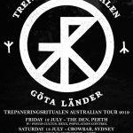SWEDEN'S TREPANERINGSRITUALEN ANNOUNCE AUSTRALIAN TOUR 2019