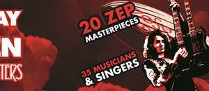 LED ZEPPELIN MASTERS TO ROCK PERTH WITH PERTH SYMPHONY ORCHESTRA!