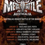 WACKEN METAL BATTLE HEADS TO AUSTRALIA FOR THE FIRST TIME! BAND SUBMISSIONS OPEN!