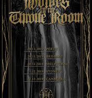 WOLVES IN THE THRONE ROOM AUSTRALIAN TOUR NOVEMBER / DECEMBER 2019