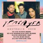 YEASAYER Announce First Australian Headline Tour in 7 Years