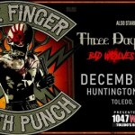 LIVE: FIVE FINGER DEATH PUNCH – December 5, 2019