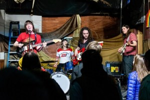 LIVE: THE SHIVAS – February 24, 2020