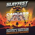 SLAYFEST 2020 HEADBANGING LINEUP!