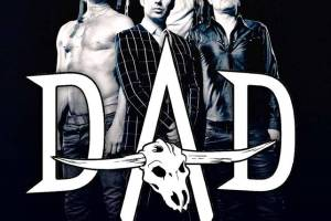 D-A-D Announce 35th Anniversary September 2020 Australian Tour