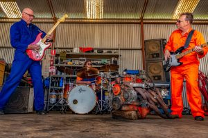 Triple Engine launch debut music video