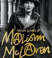 BOOK REVIEW: THE LIFE & TIMES OF MALCOLM MCLAREN by Paul Gorman