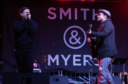 LIVE: SMITH & MYERS – October 17, 2020
