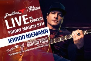 LIVE: JERROD NIEMANN – March 5, 2021