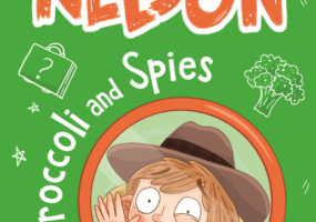 BOOK REVIEW: Nelson 2 – Broccoli and Spies by Andrew Levins, illustrated by Katie Kear