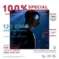 100% Special Screening : 120 BPM (Beats Per Minute)