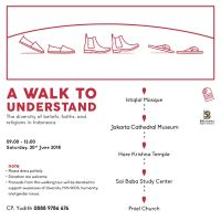 A Walk To Understand