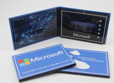Microsoft Video Brochure