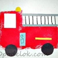Поделка Пожарная безопасность