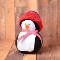Пингвин из носка