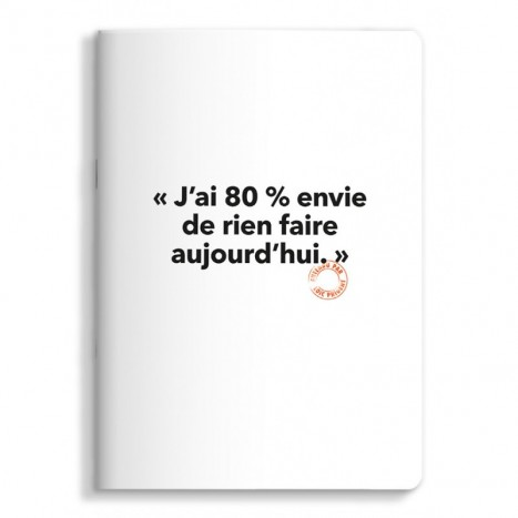 Envie De Ne Rien Faire : envie, faire, Carnet, Loïc, Prigent,, Envie, Faire, Aujourd'hui