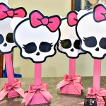 Monster High birthday, Monster High decorations, make your own birthday decorations, birthday decorations, Monster High birthday