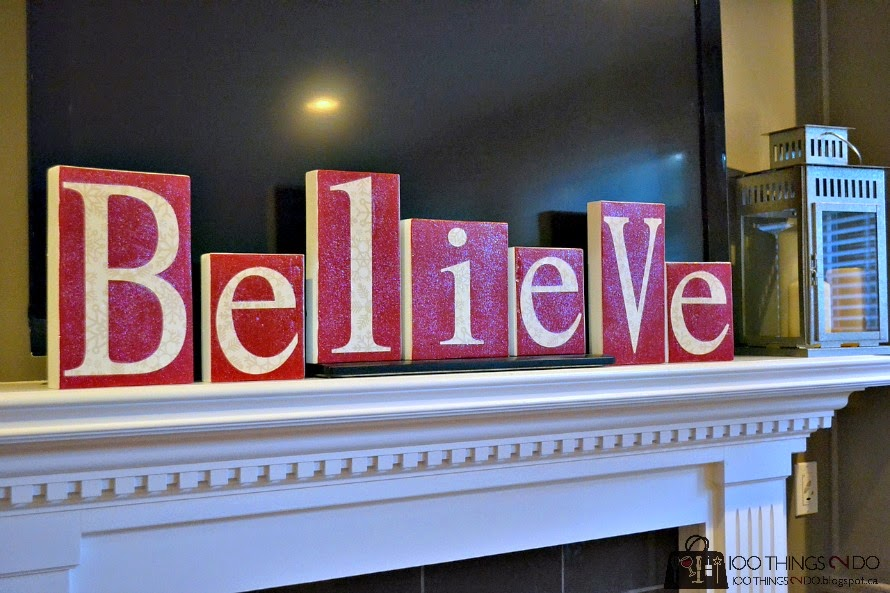 Grenadine Road knock-off - Believe blocks