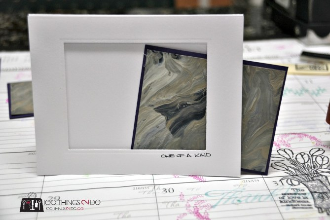 Abstract cards 207