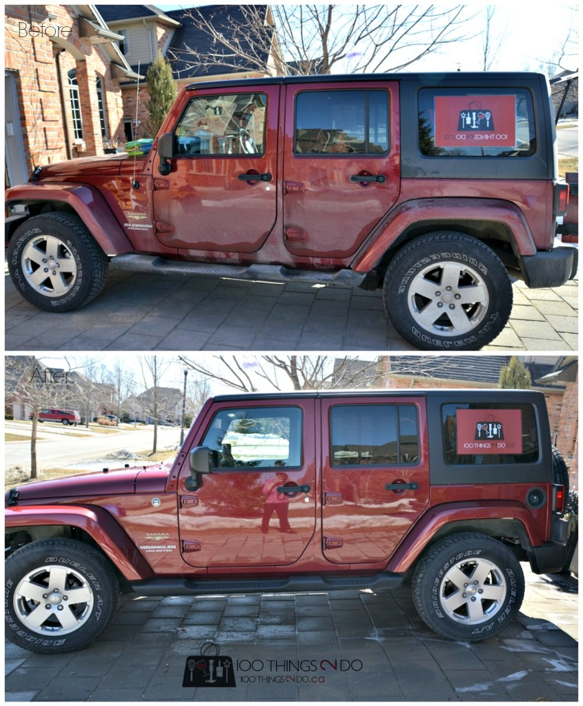 Car detailing checklist, car detailing at home, how to detail your car, spring clean your car