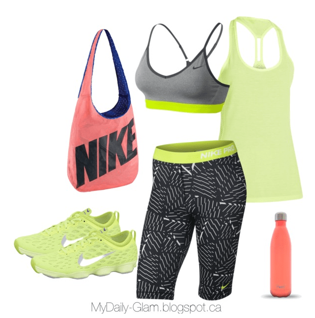 Cross training outfit - Spring 2015