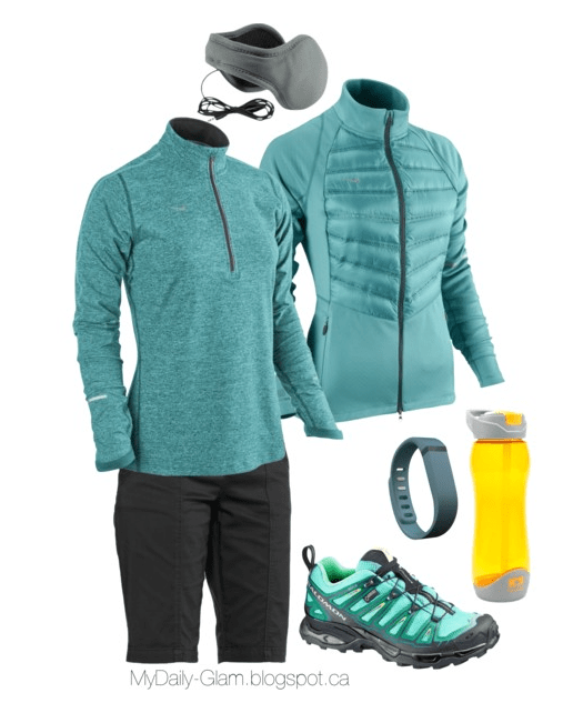 Walking outfit - available at SportChek