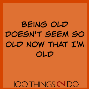 Too funny: Old